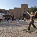Posizioni Yoga per combattere l'ansia