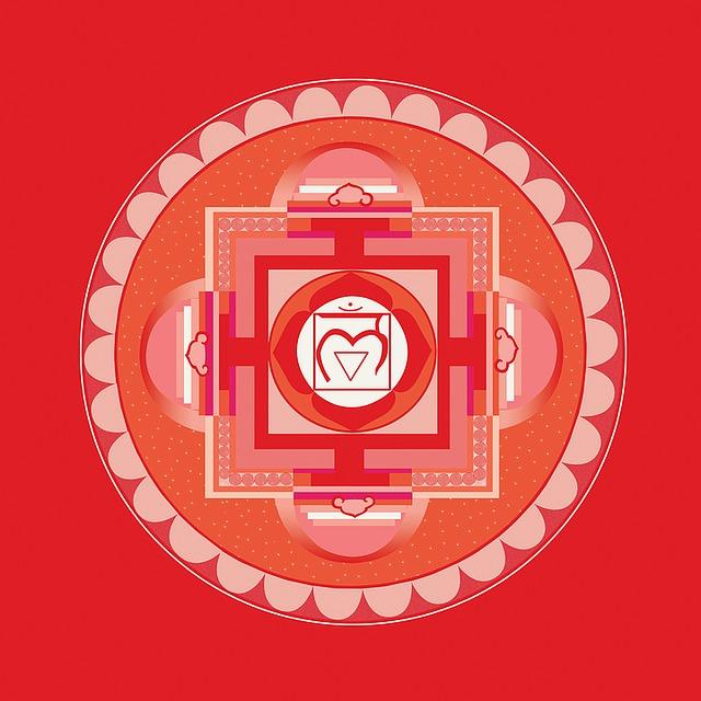 Il primo Chakra, Muladhara Chakra