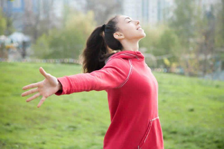 BreathWalk, Meditazione camminata