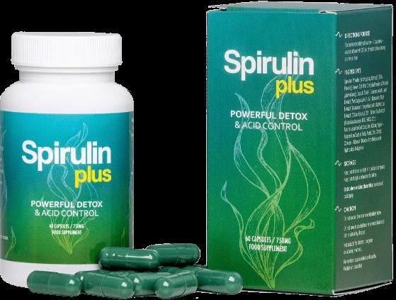 INTEGRATORE NATURALE Spirulin Plus