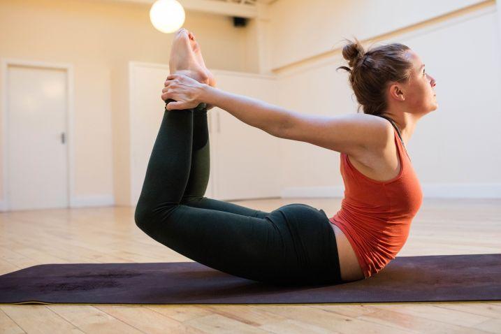 Tonificare la pancia con lo Yoga