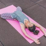 Asana Yoga per rilassamento profondo