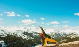 Arriva l'inverno: consigli per il benessere e Asana Yoga