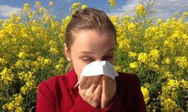 Lo Yoga per combattere le allergie primaverili
